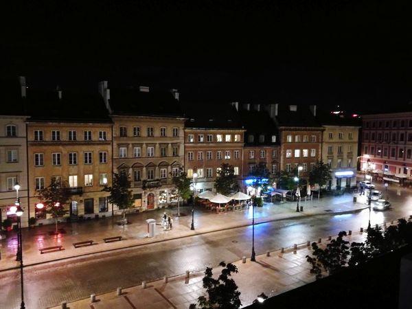 Night comes to the city Warszawa  Warschauerbrücke WarsawCity Cityscape Night City Street Architecture No People Building Exterior Traveling The World EyeEm Gallery EyeEmBestPics EyeEm Best Shots - Landscape