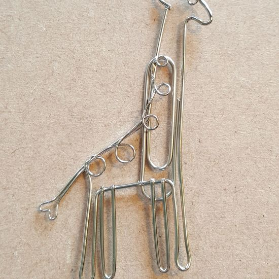 my new paperclip for my filofax... a birthday present of a friend. isn't it lovely?! Daily Life Of A Lake's Kid