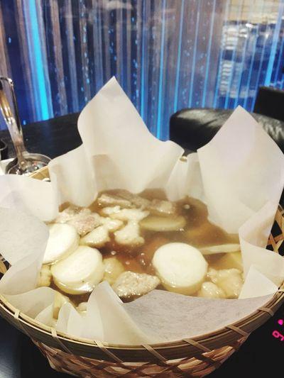 Paper Hotpot Japanese Food