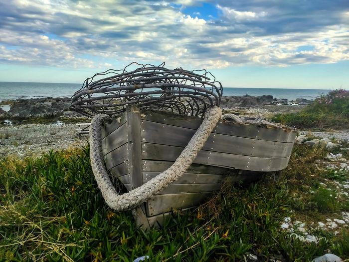 Lost Boat.