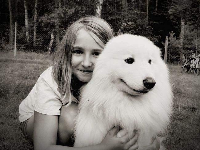 ś tam Zwierzyniec EyeEm Selects Dog Pets Domestic Animals One Animal Portrait Adult People Real People