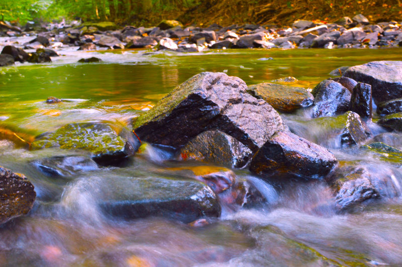 Fine Art Photography Fine Art River Rock Scenics Scenic Tranquil Scene Tranquility River Rocks Rock Water Flowing Water Blurred Motion Long Exposure