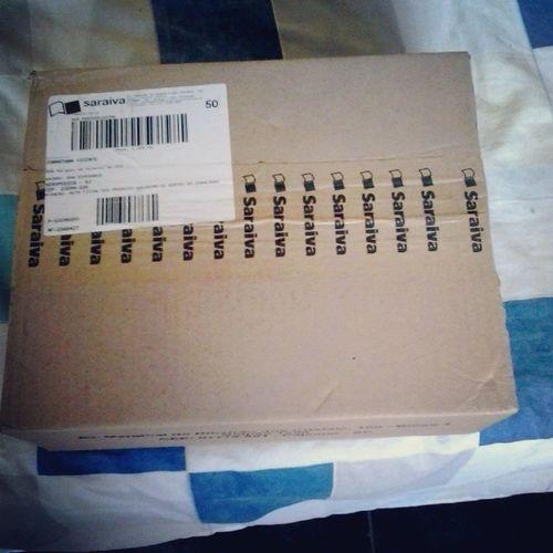 Chegou Book Saraiva Encomenda Geek Livro  Instagood Box Happy Cute Coleção