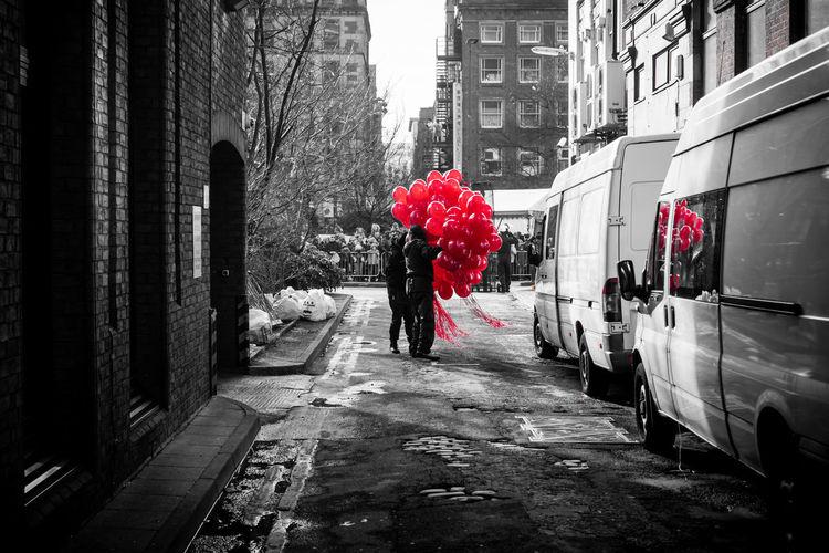 Alley Balloon