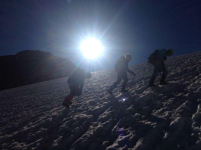 Gletschergang