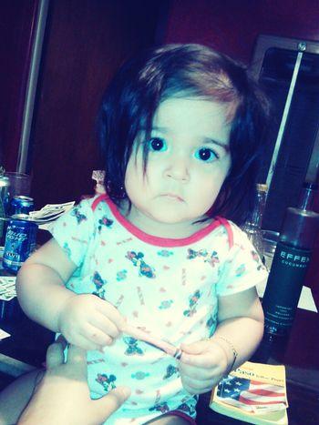 Baby Aubri. ♡