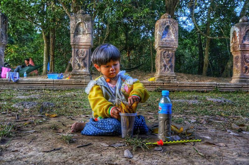 Angkor Wat, Kampuchea SonyNEX5R Photography Sonynex Traveling Angkor Wat People Photography