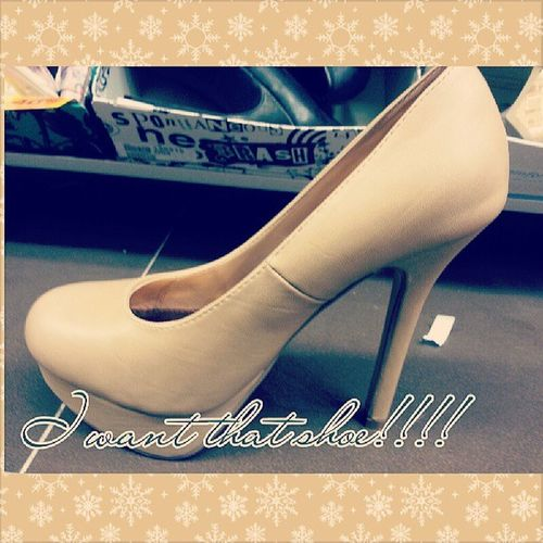 I want that shoe Payless MANTOS Hoping  $$$$