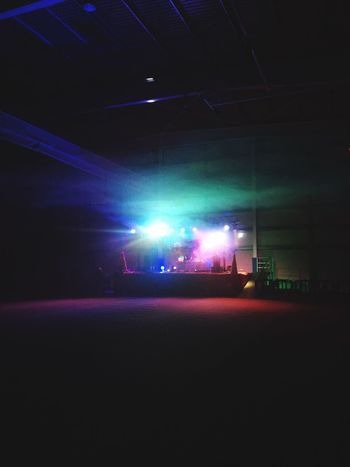 Arts Culture And Entertainment Illuminated Music Night Indoors  Stage - Performance Space Nightlife Stage Light Performance Event No People Spotlight
