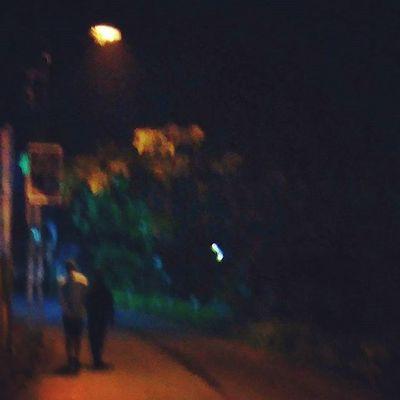 Nightwalk Travelldiaries Light Friends