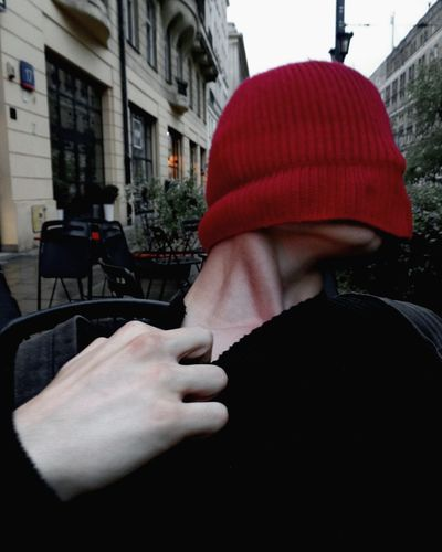 This shadows just omg The Street Photographer - 2017 EyeEm Awards Men Red Adults Only Real People Human Body Part Human Hand Architecture Close-up Day City Adult Only Men