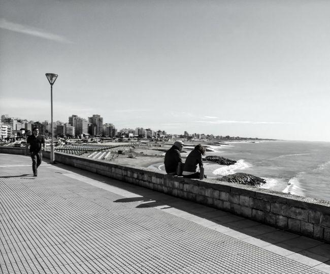 The couple City