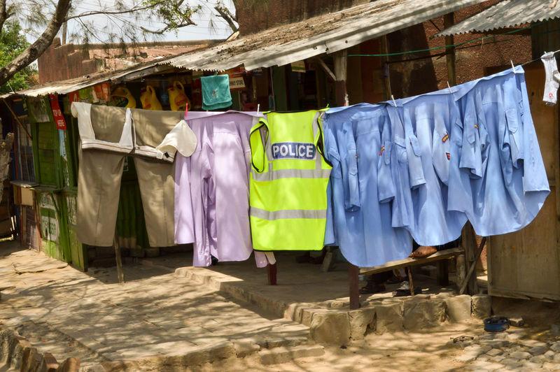Uniform drying on line