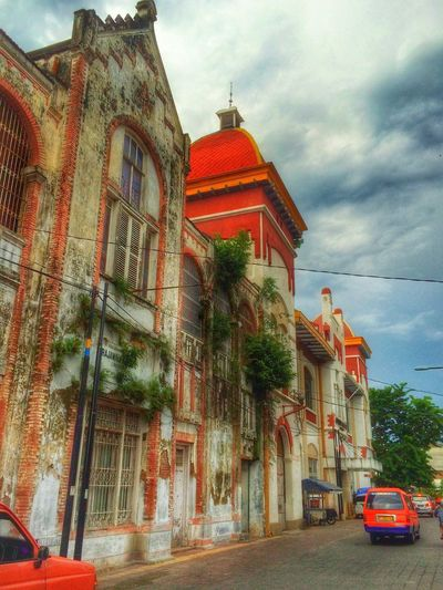 The Architect - 2016 EyeEm Awards Colonial Architecture Architecture IPhoneography Semarang HDR