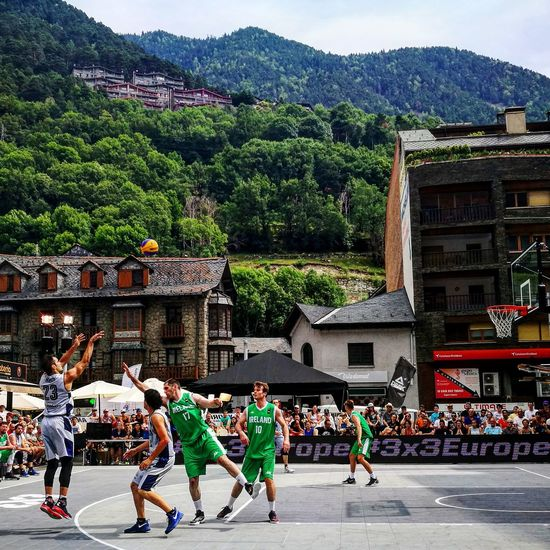 Basketball Andorra🇦🇩 3x3 The Week On EyeEm EyeEmNewHere