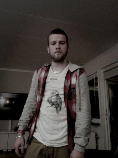 Serious Face lumberjack
