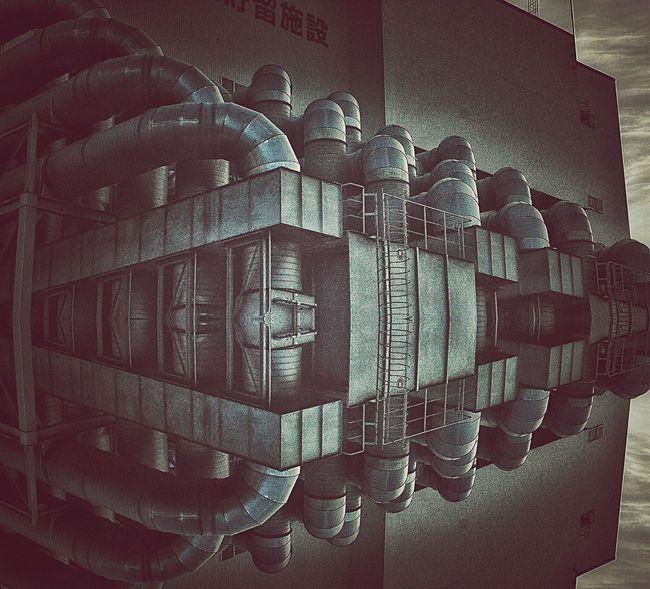 ファクトリー EyeEm Best Edits Urban Geometry リフレ Sillouette Hdr_Collection Edit EyeEm Best Shots 工場 モノクロ Factory Indastrial