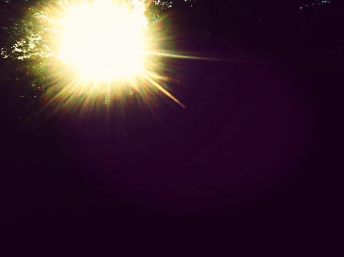 Sun Taking Photos Hello World Random(: