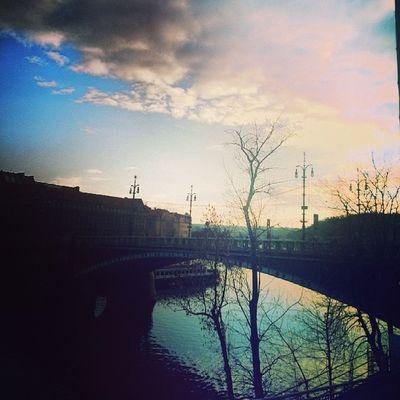 Prague Vltava River Tagsforlikes instaphoto bridge sunny day blue sky