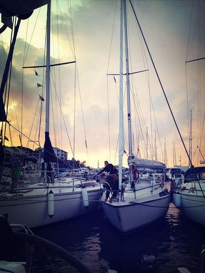 forhaling av båter