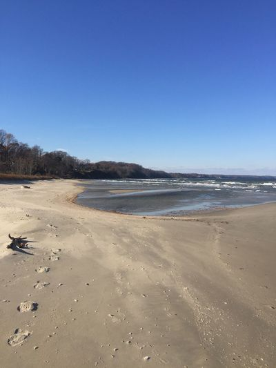 December view of one of my favorite places! My Year My View Beach Sand Bays Maryland St.Leonard FlagHarbor Chesapeake Bay WesternShore ChesapeakeBayCoastline