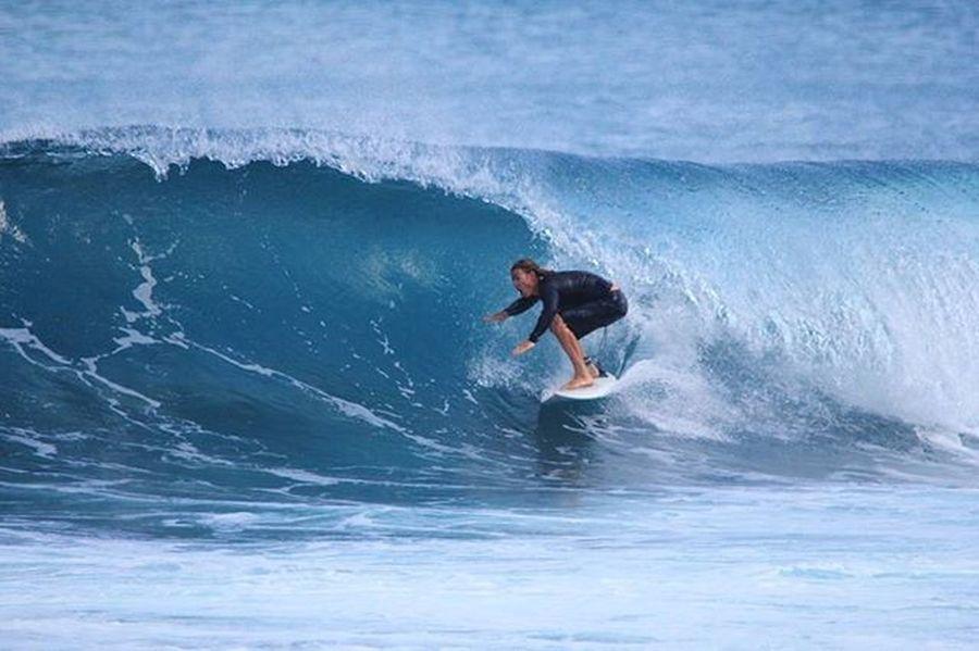 Glassy n fun Scubasurflombok Agushariantophotography Surfing Lombokisland