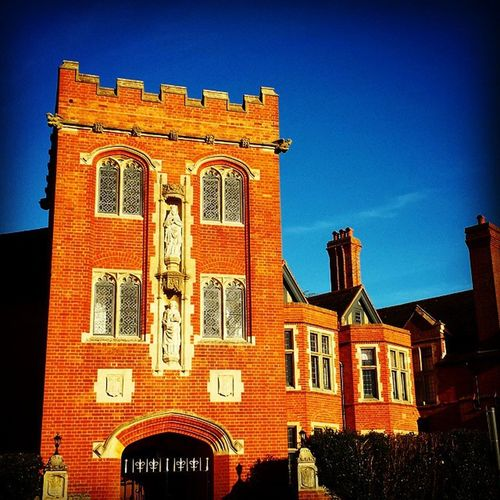 Douai Abbey DouaiAbbey Upperwoolhampton