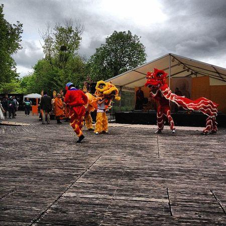 Auftakt Vesakhfest 2012