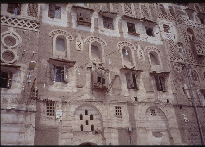 Photographic Memory My Trip To Yemen Many Years Ago Yemen Unesco Sana'a Architecture Culture Trip Façade Middle East