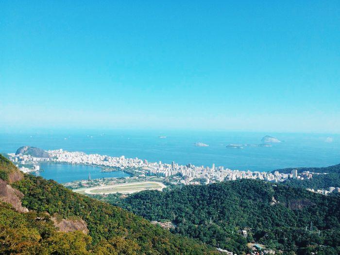 Rio de Janeiro Beauty In Nature Blue Brasil Brazil Day Destination Nature Outdoors Rio De Janeiro Rio De Janeiro Eyeem Fotos Collection⛵ Scenics Sky Tranquil Scene Tranquility Travel