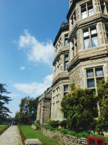 Indian Institute of Advanced Study Shimla Architecture Building Exterior Built Structure Outdoors
