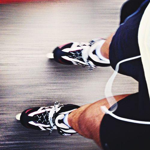Rollerskating Rollerskate Sport