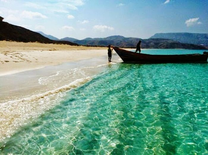 Beach Nature Adventure Beauty In Nature Outdoors Tranquility Water Beach Africa Mauritanie