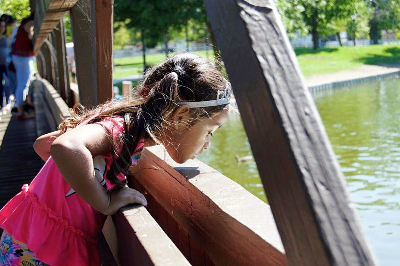 Taylor One Person Relaxation Outdoors Day Water Children Innocence Childhood Park Enjoyment Princess