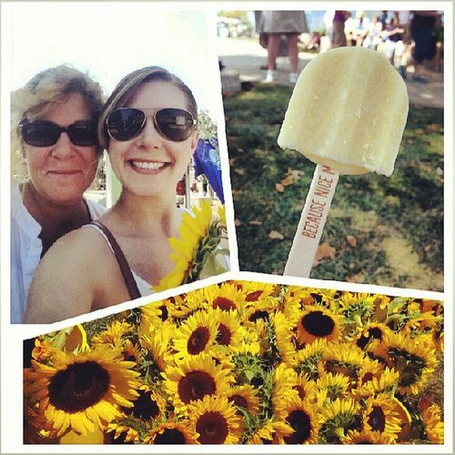 Happy birthday, mom! Digin Farmtofork Whiteriver