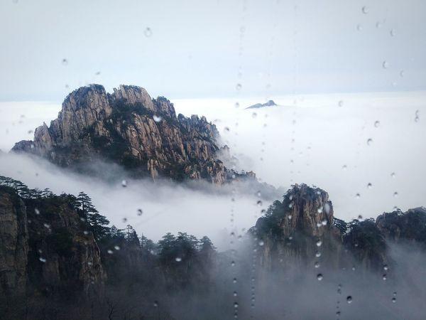 Beyond The Sky Mountains