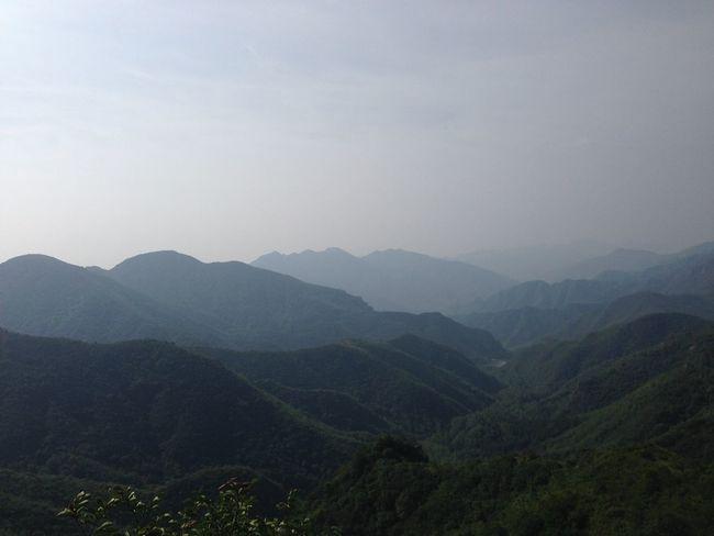 Beijing China Mountains