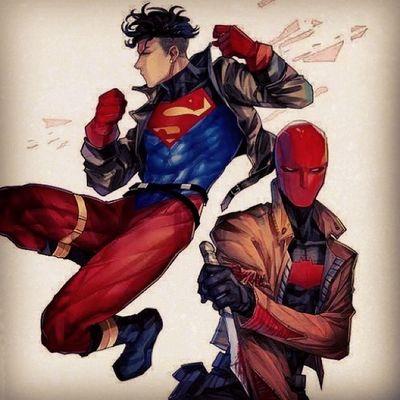Redhood and Superboy
