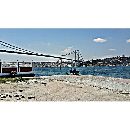 Nature Relaxing TBT  Sea Istanbuldayasam Istanbullovers Bridge