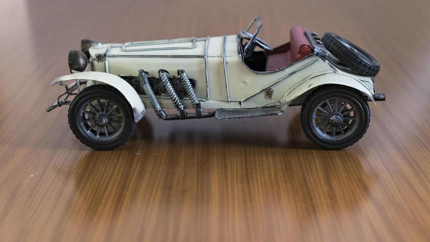 Retro Car Retro Army Car Childhood Close-up Day Design Indoors  Land Vehicle Military No People Old Old-fashioned Otomobil Otomotive Toy Toy Car Transportation Vintage Weapon