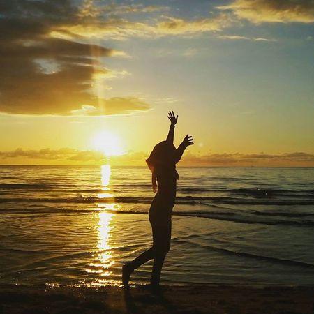 Godbye Sun... Sunset Pijar Tolitoli Latepost Instagram