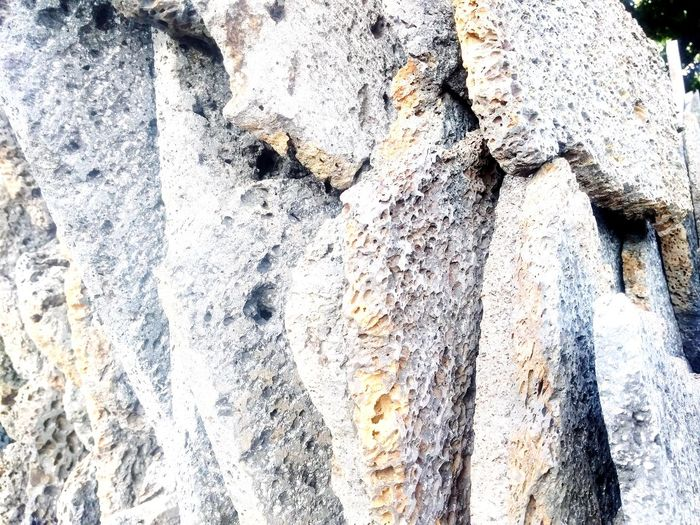 then rock fordkeaj Rock Formation Formation Background Ertheral White Backgrounds Full Frame Textured  Pattern Rough Abstract Close-up Architecture