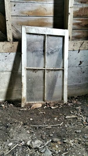 Taking Photos Relaxing Abandoned Places Abandoned Barn Window