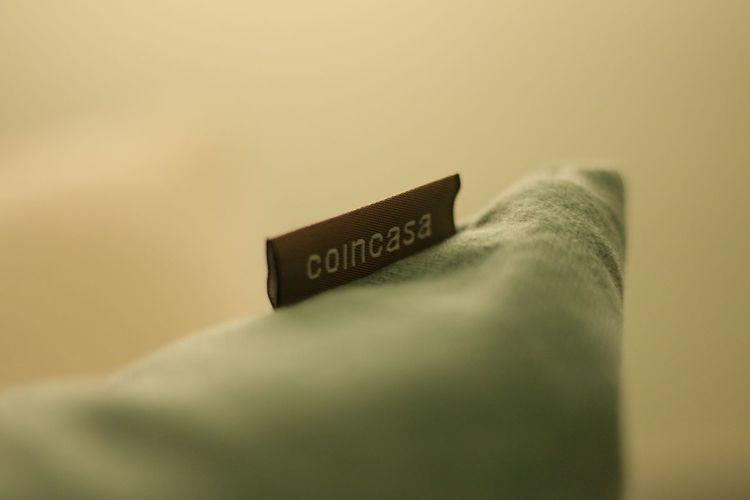 Coin Pillow