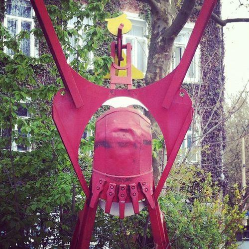 #esslingen #komma Metall Esslingen Figur Komma