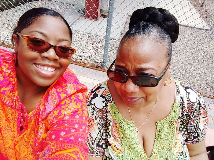 Aunt And Niece Two People Smiling Sunglasses Young Women Togetherness Young Adult Happiness Headshot Portrait Adult Day People Outdoors Adults Only Friendship Cheerful Bonding Women Real People Only Women