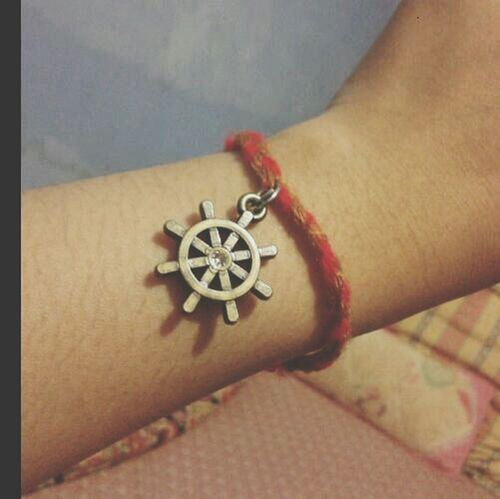 New Bracelet  Hand Made By Me Follow Me