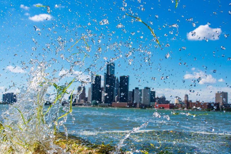 EyeEm Selects Water Architecture Built Structure Nature Splashing Fountain