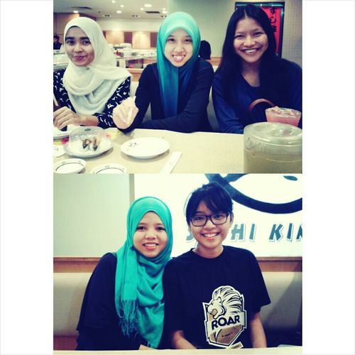 Lunch Classmates , Bestmates Of Mine ♥ On A Date