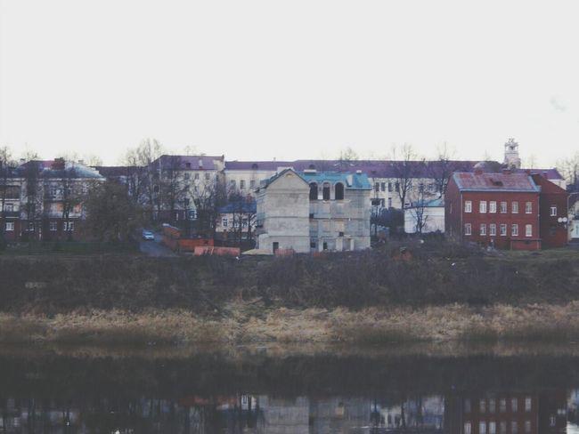 Polotsk Wonderful Arhitecture Morning